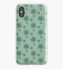 Patterns in the Ice iPhone Case