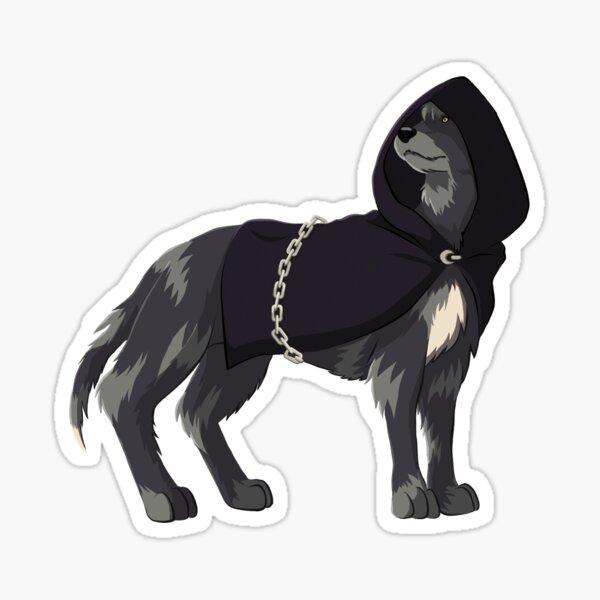 Warlock Wolfhound Sticker