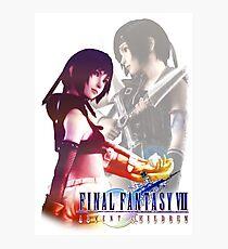 Yuffie Kisaragi - Final Fantasy VII Advent Children Photographic Print