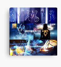 Shadowhunters: The Mortal Instruments  Canvas Print