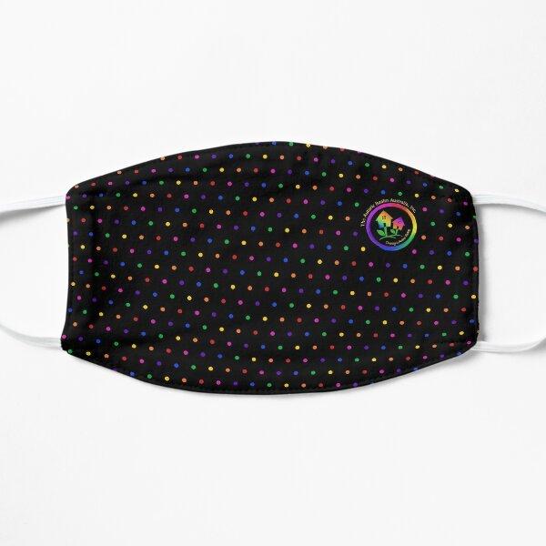 TARA Mask - dots Flat Mask