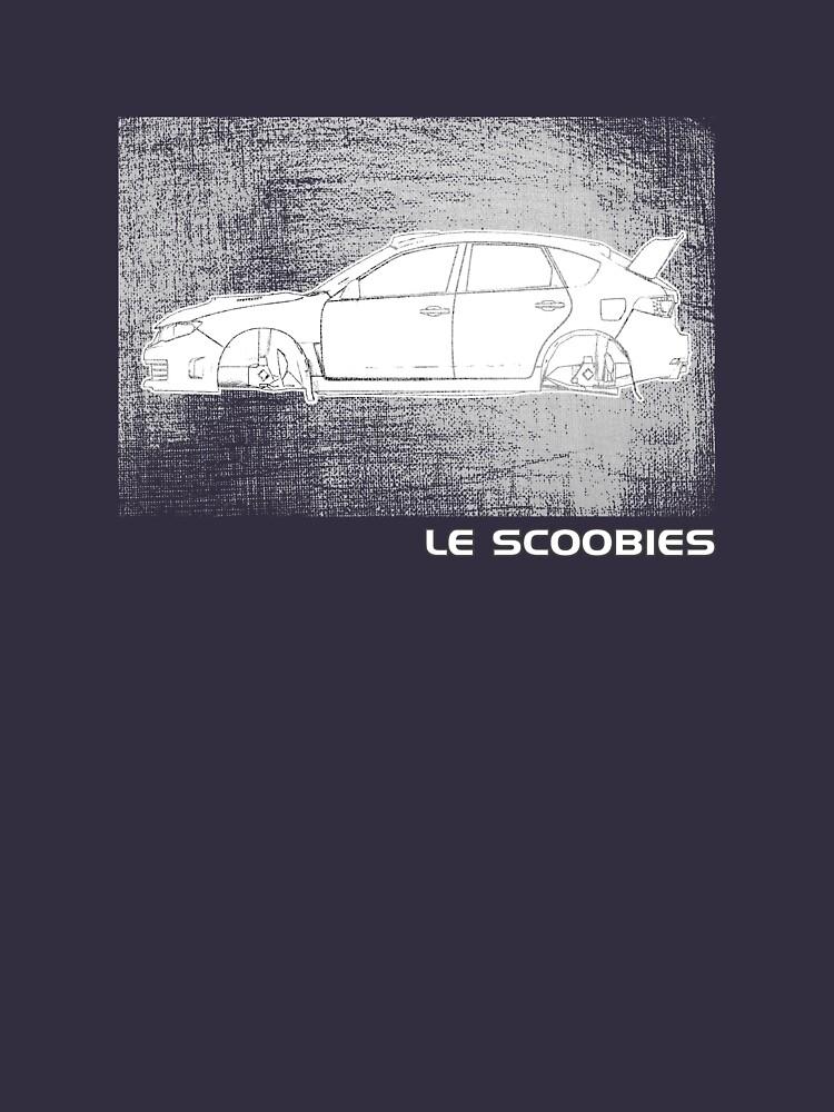 Les Scoobies by carsaddiction