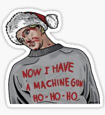 Tony (The Dead Guy In The Elevator In Die Hard) Sticker