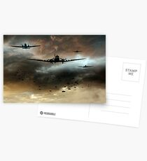 Normandy Invasion Postcards