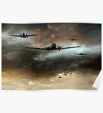 Normandy Invasion Poster