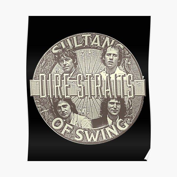 Dire Straits à nouveau Poster