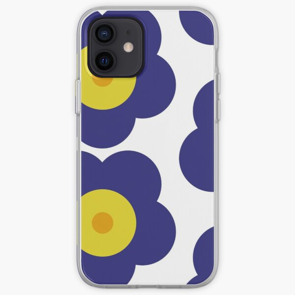 Odd Cross SunFlower Goes Merch iPhone Soft Case
