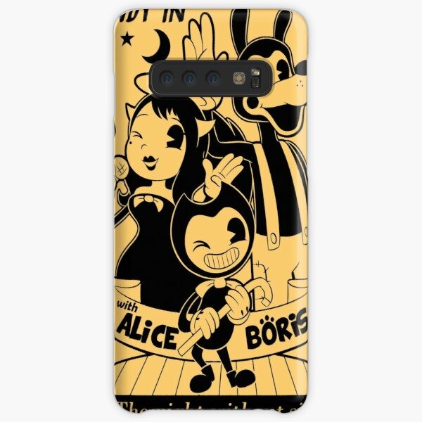 bendy and the ink machine Merch Samsung Galaxy Snap Case