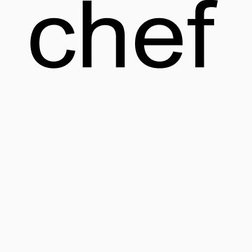 SP - Chef by firetable