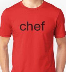 SP - Chef Unisex T-Shirt