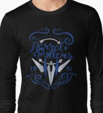 Barrel Rollers Pilots Club Long Sleeve T-Shirt