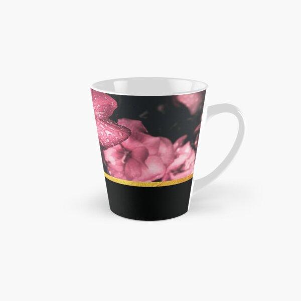 Pink flowers  Tall Mug