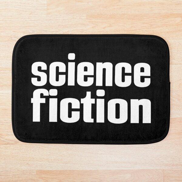 Science Fiction Bath Mat