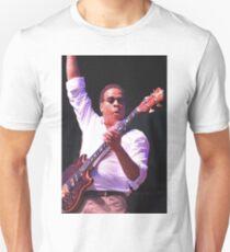 Stanley Clarke Bass Master Unisex T-Shirt