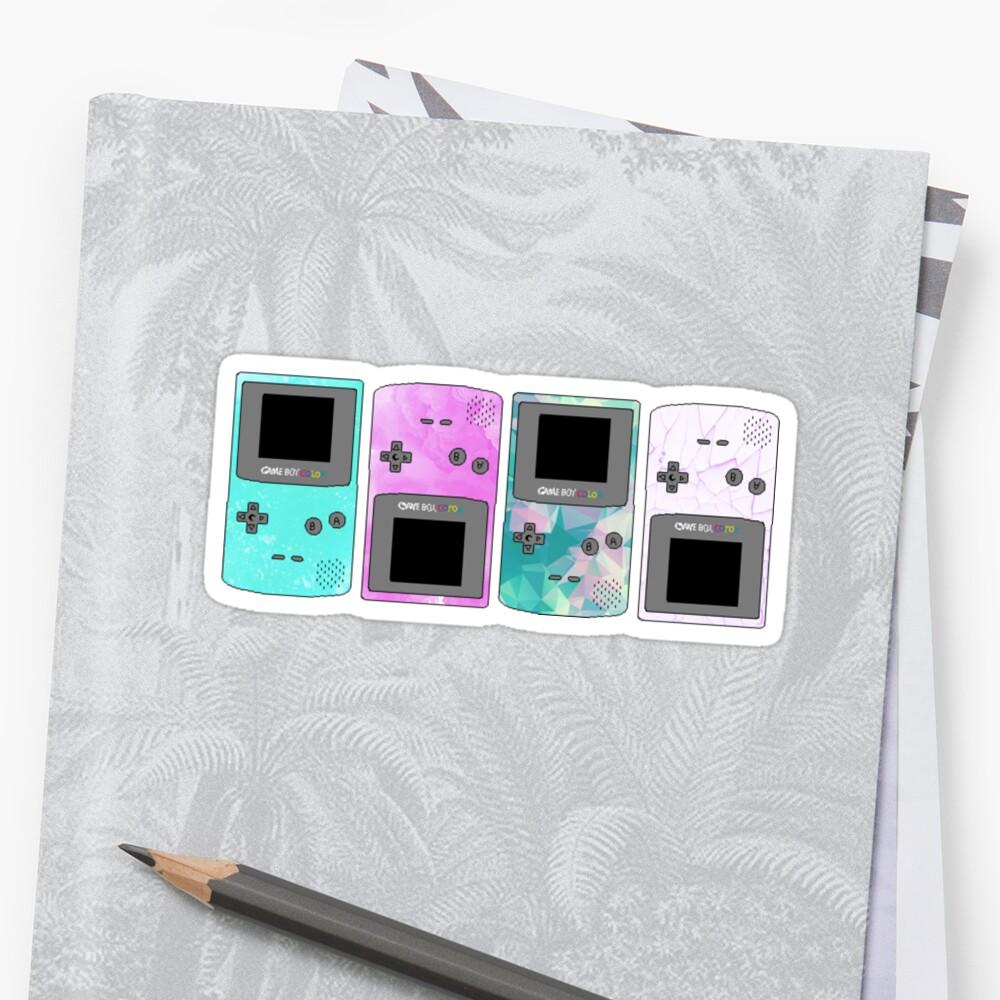 Pastel Nintendo by nauticult