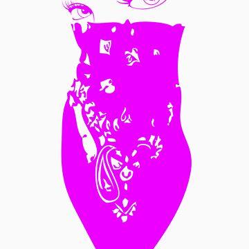 Pink Bandana by mamisarah