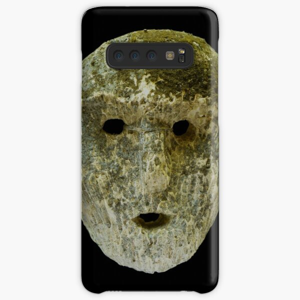 Coral - Timorese Mask Samsung Galaxy Snap Case