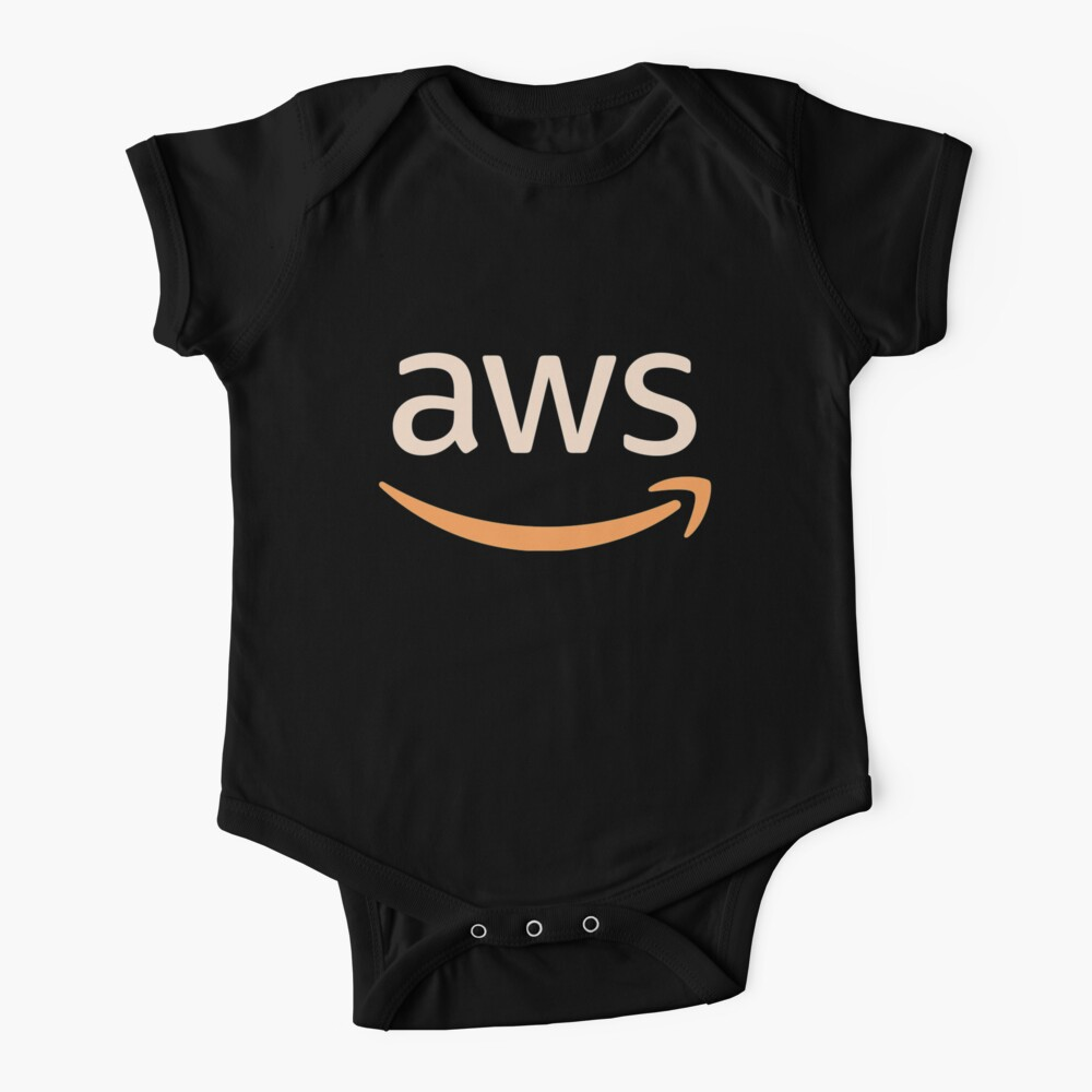 AWS Baby One-Piece