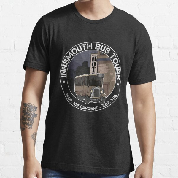 Innsmouth Bus Tours Essential T-Shirt