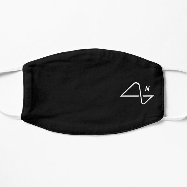 Neuralink Small Logo White Mask