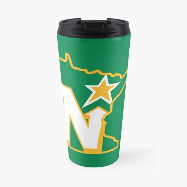 MN North Star Outline Travel Mug