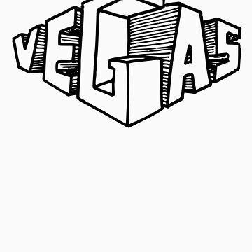 Vegas (for light shirts) by jcharlesw