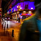 A Night in Madrid by rob castro