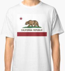 Camiseta clásica Bandera de la República de California