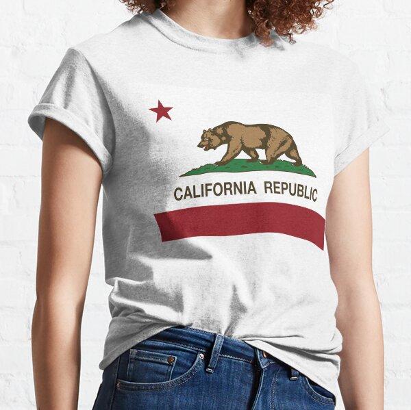 California Republic Flag Classic T-Shirt