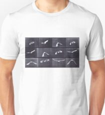 Muybridge Flight Sequence T-Shirt