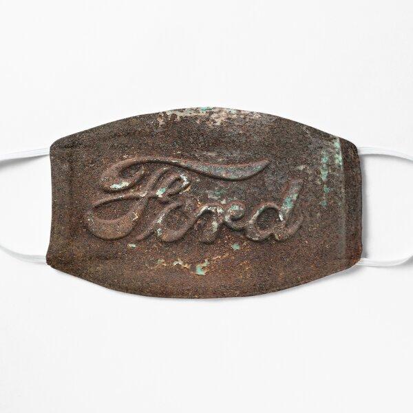 Rusty Ford tailgate Flat Mask