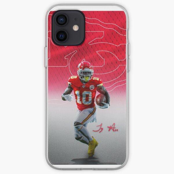 Tyreek Hill Kansas City Sports Art Champs iPhone Soft Case