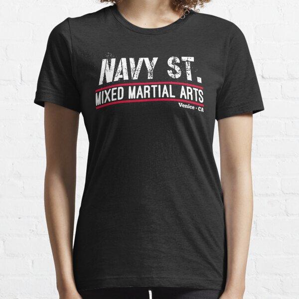 Navy St. Vintage Design MMA Essential T-Shirt