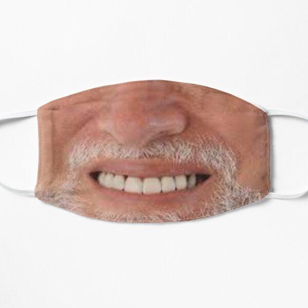 Ocultar el dolor Harold Mascarilla plana