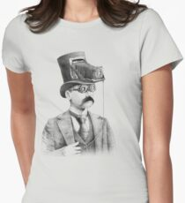 The Photographer Women's Fitted T-Shirt