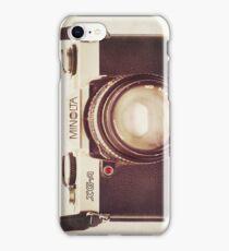 Minolta iPhone Case/Skin