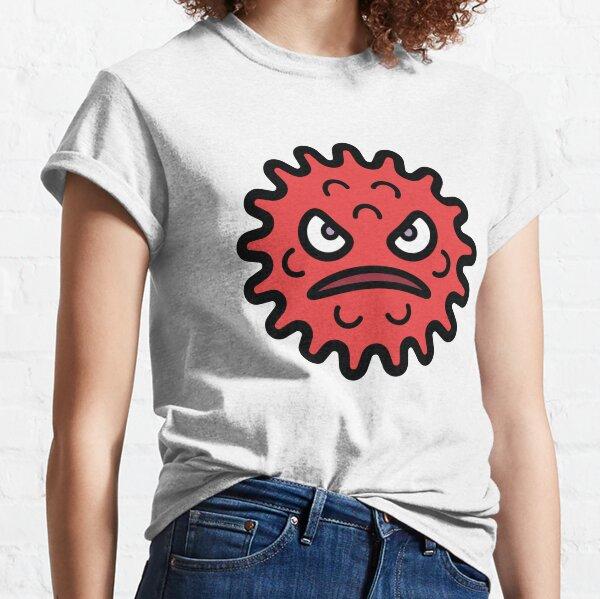 Angry Corona Virus Classic T-Shirt