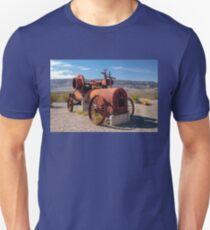 Steam Engine Irrigation Pump Unisex T-Shirt