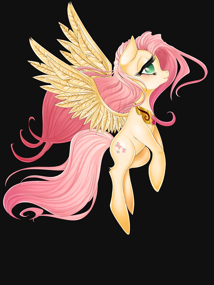TShirtGifter presents: My Little Pony: Fluttershy | Unisex T-Shirt