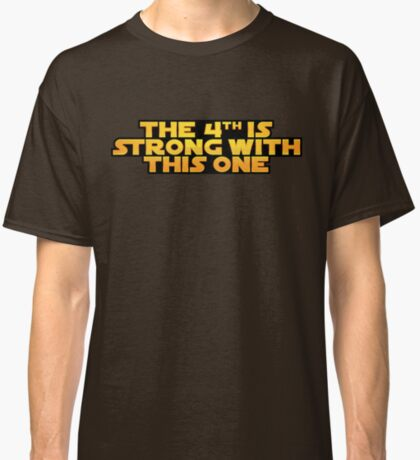 The Fourth Classic T-Shirt