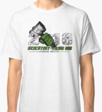 Scientist & Viking god of Thunder Classic T-Shirt