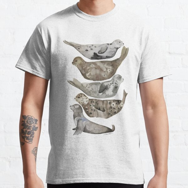 Seals of La Jolla Classic T-Shirt