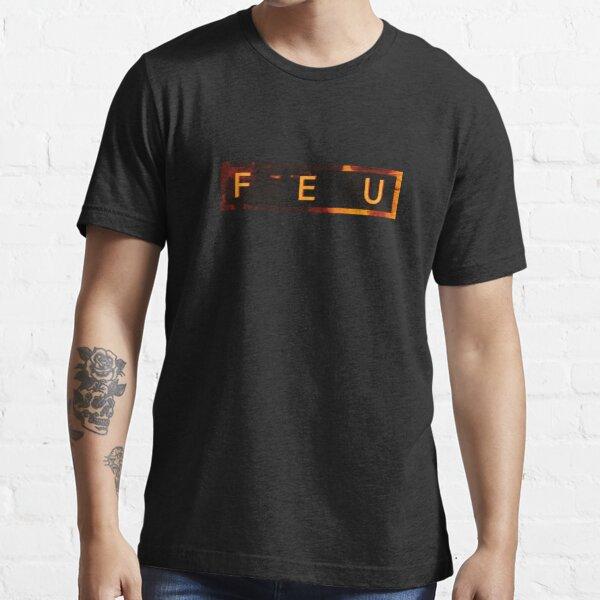 Nekfeu Feu T-shirt essentiel
