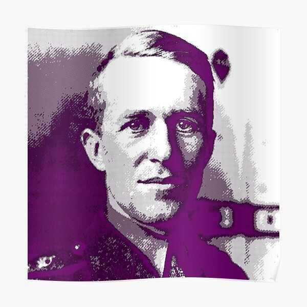 T. E. Lawrence Poster