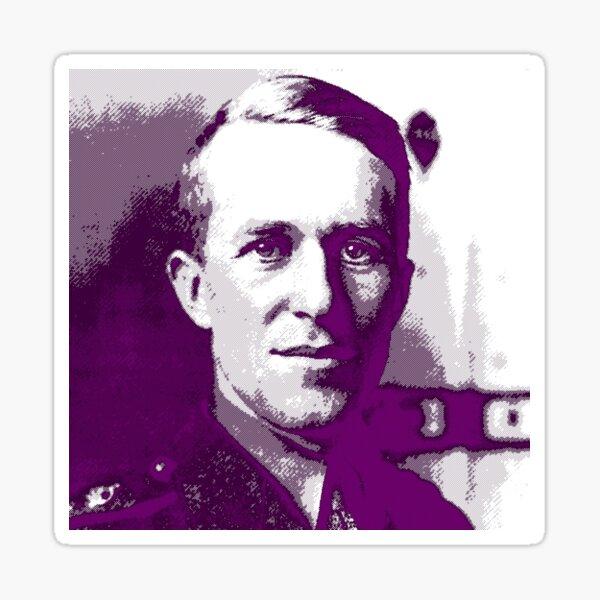 T. E. Lawrence Sticker