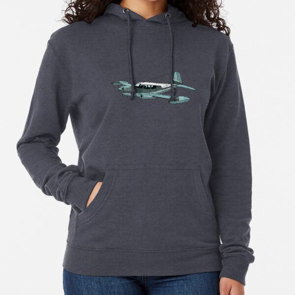 Cessna 310 N900S South Chicago Lightweight Hoodie