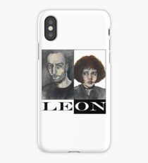 Léon: The Professional iPhone Case/Skin
