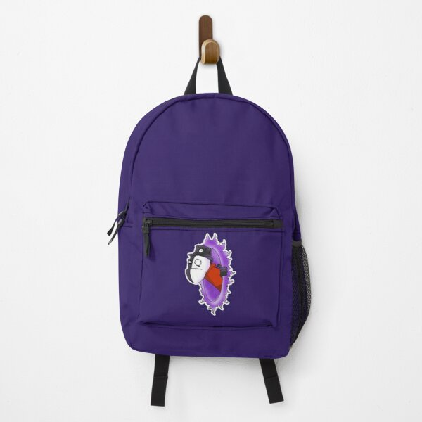 Gatz comes out of the portal Backpack