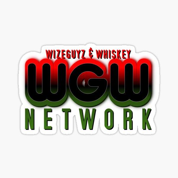 WGW Network Sticker