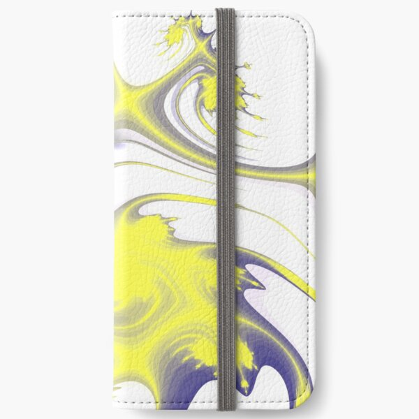 Fractal Art iPhone Wallet